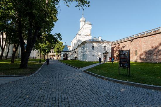 Veliky Novgorod Kremlin, Russia, photo 21