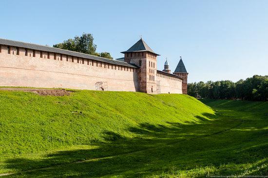 Veliky Novgorod Kremlin, Russia, photo 4