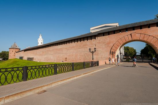 Veliky Novgorod Kremlin, Russia, photo 6