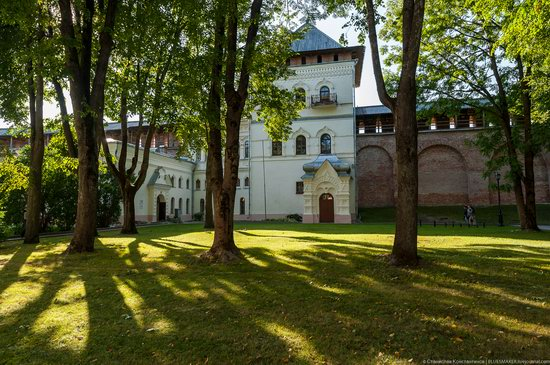 Veliky Novgorod Kremlin, Russia, photo 7