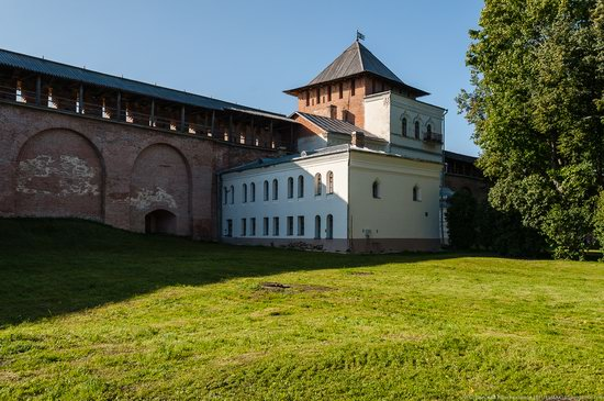Veliky Novgorod Kremlin, Russia, photo 9