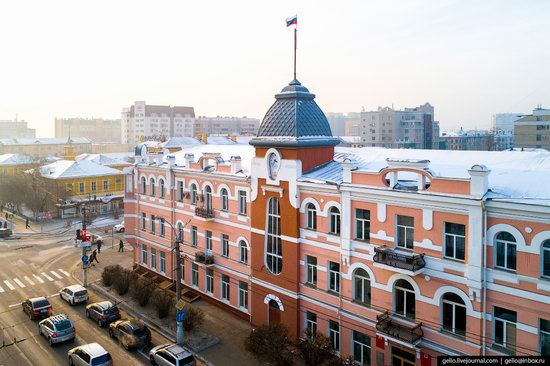 Chita - the view from above, Russia, photo 10