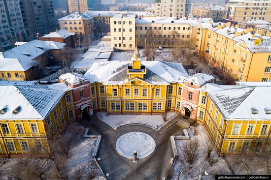 Chita - the view from above, Russia, photo 11
