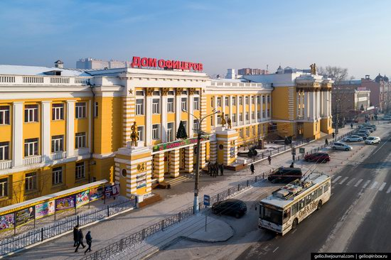 Chita - the view from above, Russia, photo 15