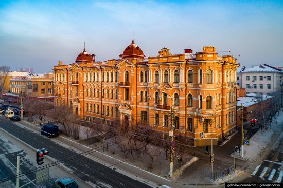 Chita - the view from above, Russia, photo 19