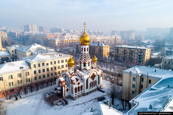 Chita - the view from above, Russia, photo 23