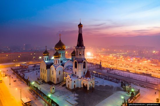 Chita - the view from above, Russia, photo 6