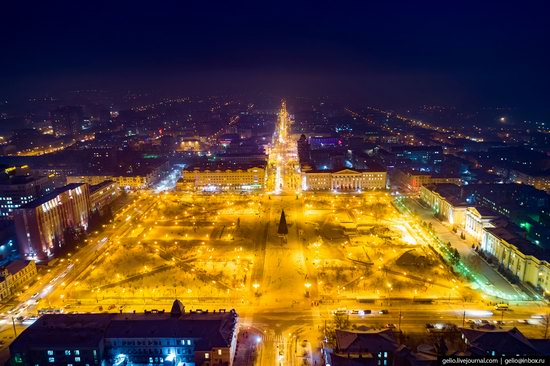 Chita - the view from above, Russia, photo 7