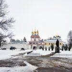 Joseph Volokolamsk Monastery in Teryayevo