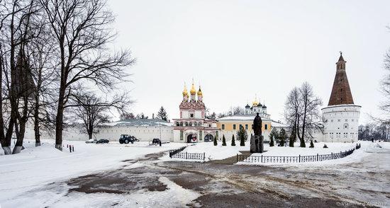 Joseph Volokolamsk Monastery in Teryayevo, Moscow region, Russia, photo 1