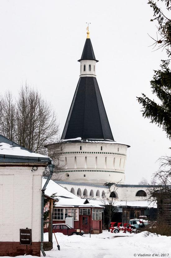 Joseph Volokolamsk Monastery in Teryayevo, Moscow region, Russia, photo 12