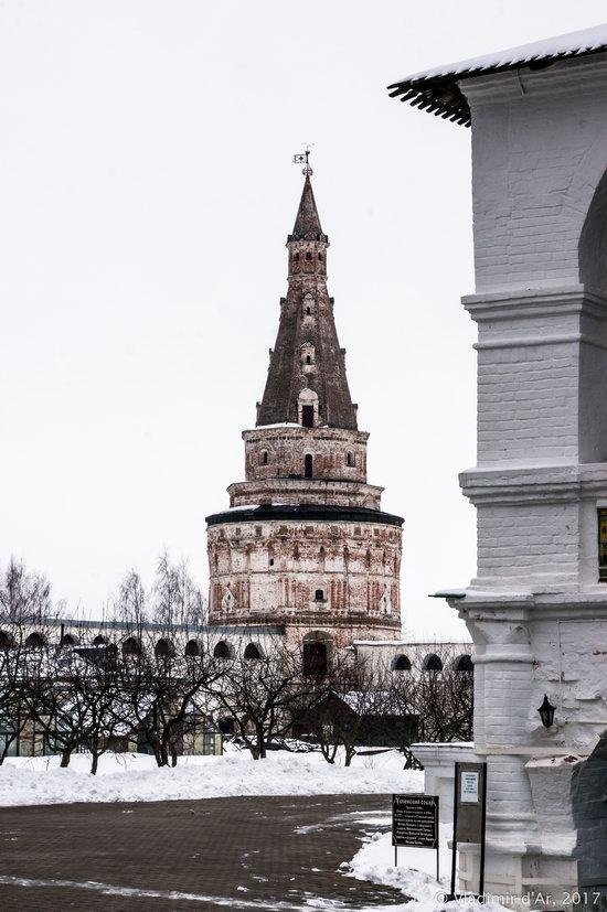 Joseph Volokolamsk Monastery in Teryayevo, Moscow region, Russia, photo 13