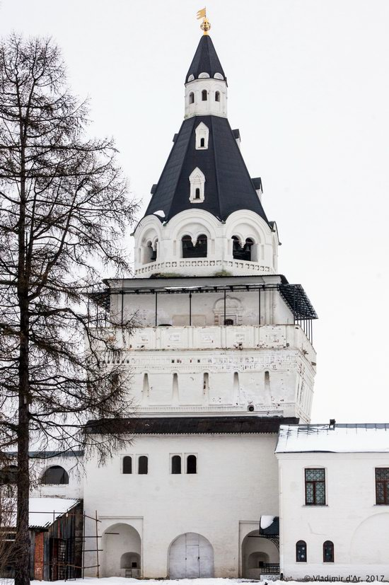 Joseph Volokolamsk Monastery in Teryayevo, Moscow region, Russia, photo 14
