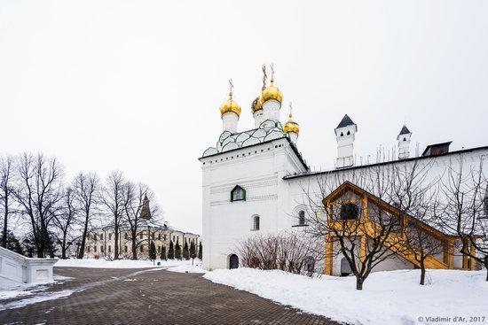 Joseph Volokolamsk Monastery in Teryayevo, Moscow region, Russia, photo 15