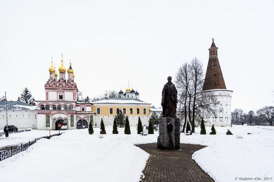 Joseph Volokolamsk Monastery in Teryayevo, Moscow region, Russia, photo 2
