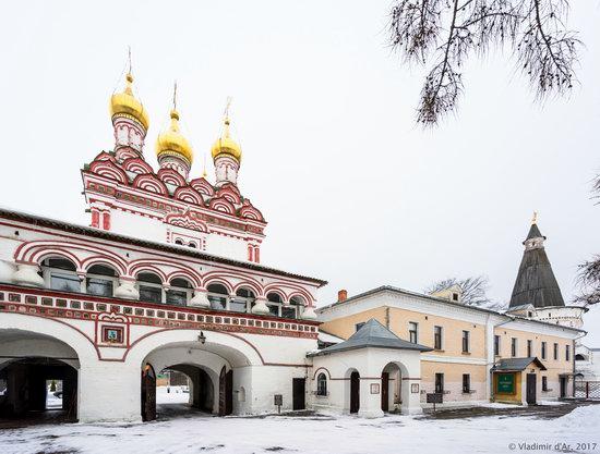 Joseph Volokolamsk Monastery in Teryayevo, Moscow region, Russia, photo 3