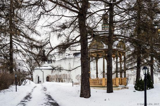 Joseph Volokolamsk Monastery in Teryayevo, Moscow region, Russia, photo 6
