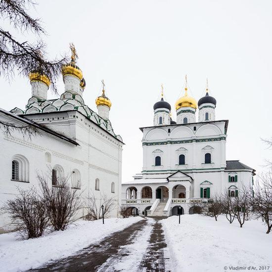 Joseph Volokolamsk Monastery in Teryayevo, Moscow region, Russia, photo 7