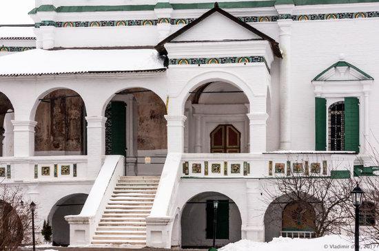 Joseph Volokolamsk Monastery in Teryayevo, Moscow region, Russia, photo 8
