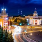 Kemerovo – the view from above