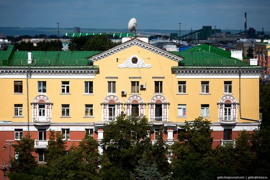 Kemerovo, Russia - the view from above, photo 11