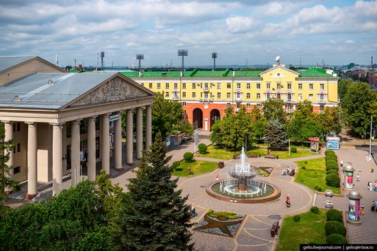 Kemerovo, Russia - the view from above, photo 12
