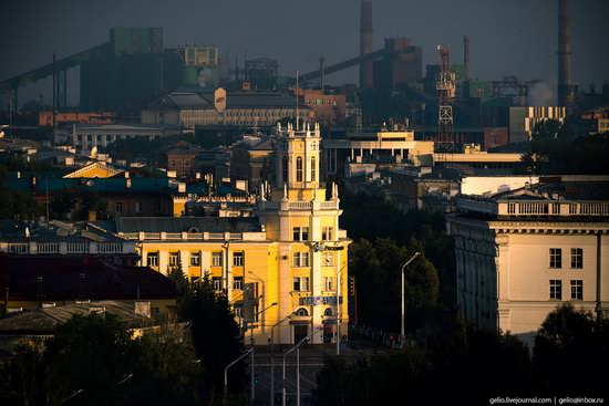 Kemerovo, Russia - the view from above, photo 8
