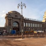 Kiev Railway Station in Moscow