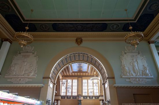 Kiev Railway Station in Moscow, Russia, photo 10