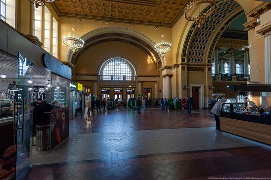 Kiev Railway Station in Moscow, Russia, photo 13