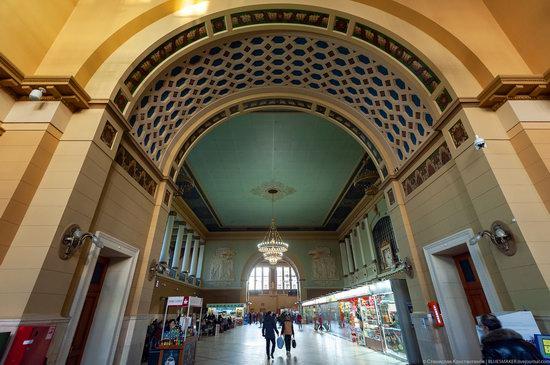 Kiev Railway Station in Moscow, Russia, photo 15