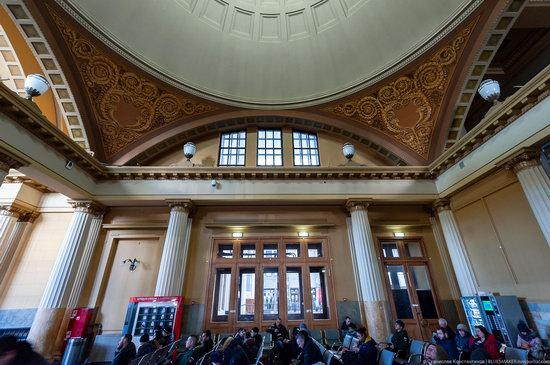 Kiev Railway Station in Moscow, Russia, photo 17