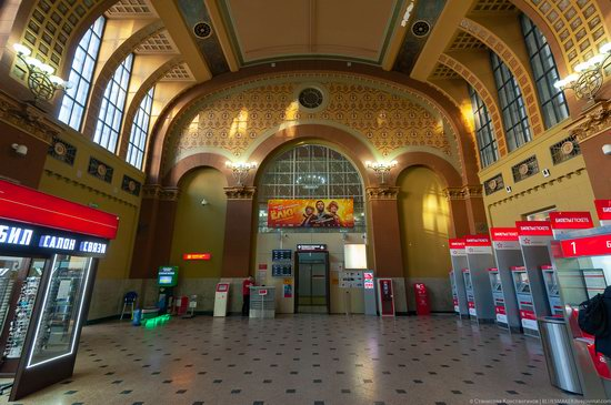 Kiev Railway Station in Moscow, Russia, photo 19