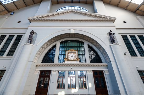 Kiev Railway Station in Moscow, Russia, photo 22