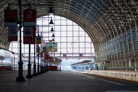 Kiev Railway Station in Moscow, Russia, photo 25