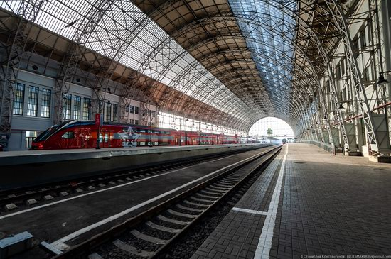 Kiev Railway Station in Moscow, Russia, photo 27