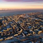 Petrozavodsk – the view from above