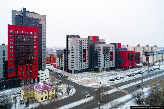 Petrozavodsk, Russia - the view from above, photo 27