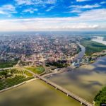Barnaul – the view from above