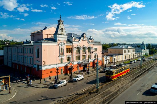 Barnaul, Russia - the view from above, photo 16