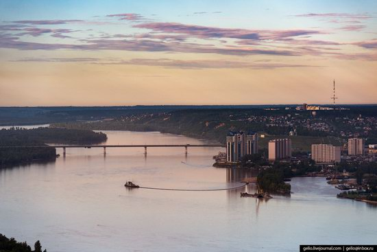 Barnaul, Russia - the view from above, photo 21