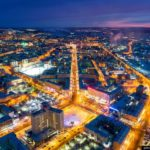 Murmansk – the view from above