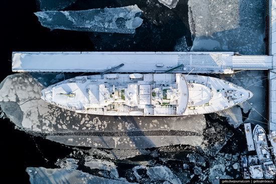 Murmansk, Russia - the view from above, photo 15