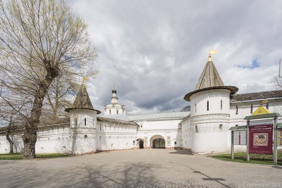 St. Andronicus Monastery in Moscow, Russia, photo 1