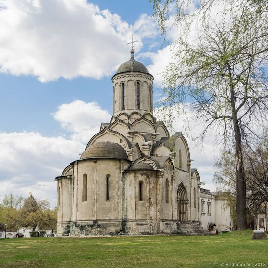 St. Andronicus Monastery in Moscow, Russia, photo 12