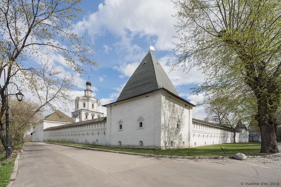 St. Andronicus Monastery in Moscow, Russia, photo 3