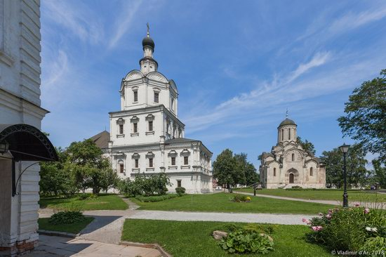 St. Andronicus Monastery in Moscow, Russia, photo 5
