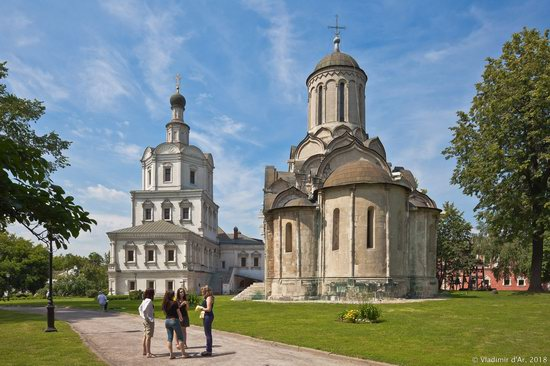 St. Andronicus Monastery in Moscow, Russia, photo 7