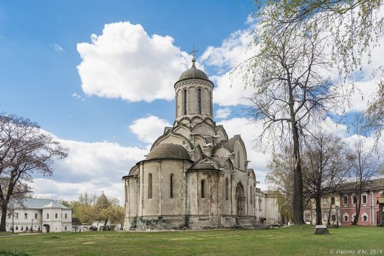 St. Andronicus Monastery in Moscow, Russia, photo 8