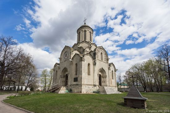 St. Andronicus Monastery in Moscow, Russia, photo 9